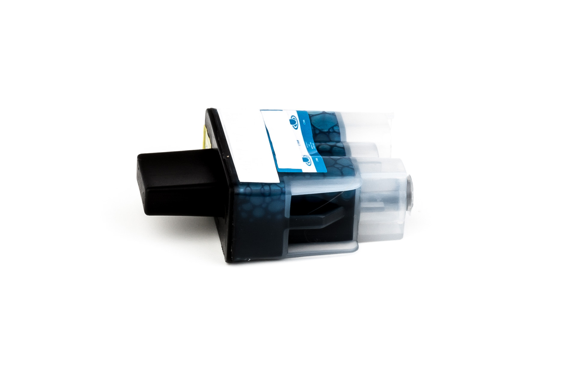 Ink cartridge (alternative) compatible with Brother LC900 cyan