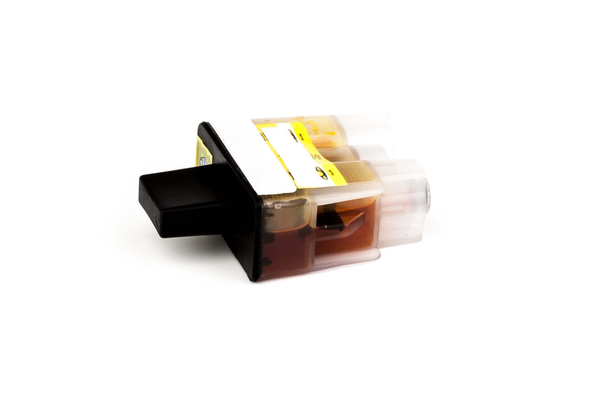 Ink cartridge (alternative) compatible with Brother LC900 yellow