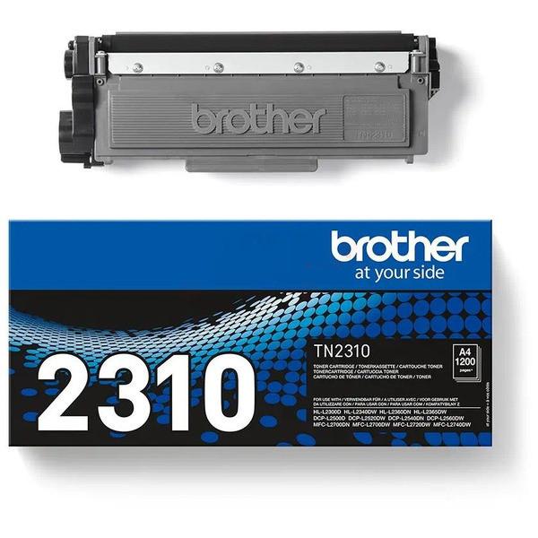 Original Toner schwarz Brother TN2310 schwarz