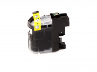 Ink cartridge (alternative) compatible with Brother - LC127XLBK/LC-127 XL BK - DCP-J 4110 DW black