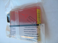 Ink cartridge (alternative) compatible with Brother LC1000 yellow