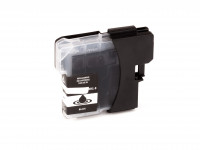Ink cartridge (alternative) compatible with Brother  LC980  LC1100  black