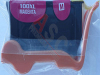 Ink cartridge (alternative) compatible with Lexmark 14N1094E No. 100 XL magenta