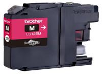 Original Ink cartridge magenta Brother LC12EM magenta