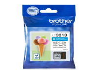 Original Ink cartridge cyan Brother LC3213C cyan