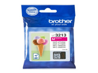 Original Ink cartridge magenta Brother LC3213M magenta