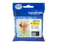 Original Ink cartridge yellow Brother LC3213Y yellow