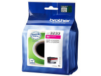 Original Ink cartridge magenta Brother LC3233M magenta