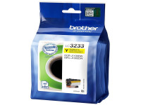 Original Ink cartridge yellow Brother LC3233Y yellow