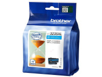 Original Ink cartridge cyan Brother LC3235XLC cyan