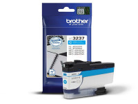 Original Ink cartridge cyan Brother LC3237C cyan