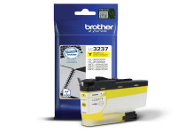 Original Ink cartridge yellow Brother LC3237Y yellow