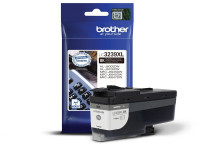 Original Ink cartridge black Brother LC3239XLBK black