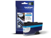 Original Ink cartridge cyan Brother LC3239XLC cyan