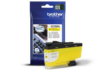 Original Ink cartridge yellow Brother LC3239XLY yellow