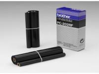 Original Thermal-transfer roll Brother PC202 black