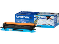 Original Toner cyan Brother TN135C cyan