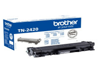 Original Toner black Brother TN2420 black