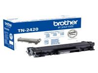 Original Toner black Brother TN2420 black