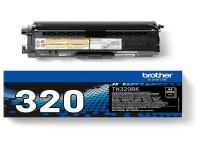 Original Toner schwarz Brother TN320BK schwarz