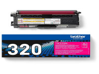Original Toner magenta Brother TN320M magenta