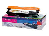 Original Toner magenta Brother TN328M magenta