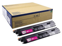 Original Toner magenta Brother TN900MTWIN magenta