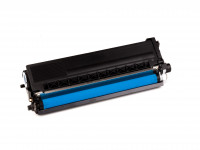 Toner cartridge (alternative) compatible with Brother TN326C cyan