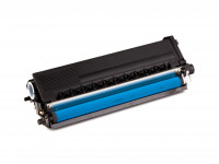 Toner cartridge (alternative) compatible with Brother TN 328 C / TN328C - HL 4570 CDW / HL 4570 Cdwt / MFC 9970 CDW / DCP 9270 CDN cyan