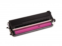 Toner cartridge (alternative) compatible with Brother TN 328 M / TN328M - HL 4570 CDW / HL 4570 Cdwt / MFC 9970 CDW / DCP 9270 CDN magenta