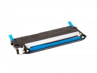 Toner cartridge (alternative) compatible with Dell 59310494/593-10494 - J069K - 1230 C cyan