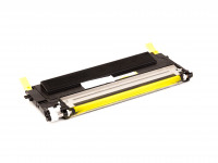 Toner cartridge (alternative) compatible with Dell 59310496/593-10496 - M127K - 1230 C yellow