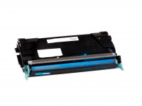Toner cartridge (alternative) compatible with Lexmark Color C524  N DN DTN C534 N DN DTN cyan