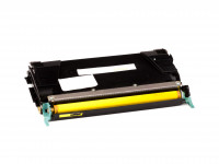 Toner cartridge (alternative) compatible with Lexmark Color C524  N DN DTN C534 N DN DTN yellow